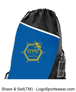 Drawstring Bag Design Zoom